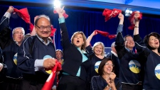 B.C. Liberals hold party convention in Whistler