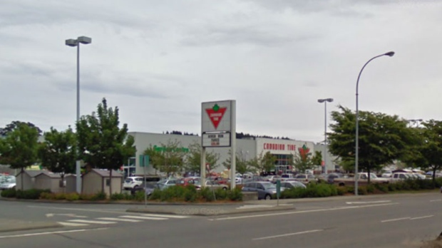 canadian tire store hours courtenay bc