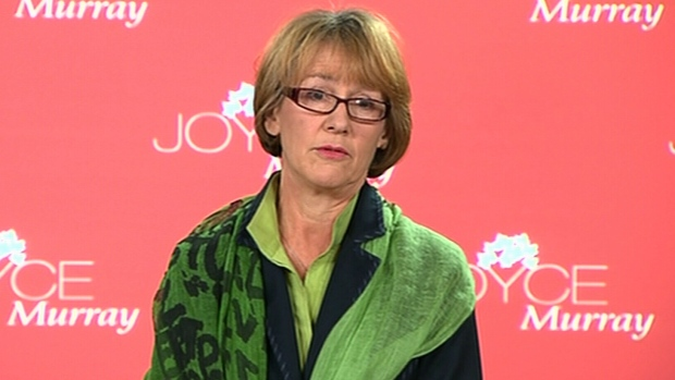 Joyce Murray joins Liberal leadership race