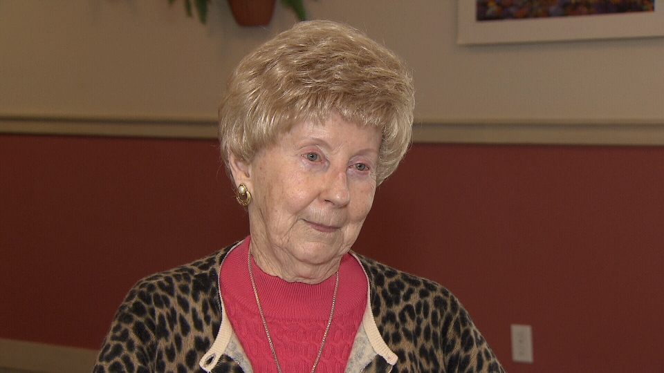 Reta Herman, 91, was robbed while trying to help strangers in the Surrey Walmart parking lot.