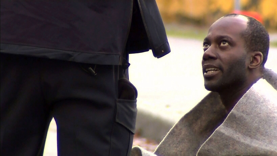 Nicholas Osuteye, 35, of Alberta is facing three counts of attempted murder after he allegedly assaulted three women in downtown Vancouver on Dec. 7, 2012.