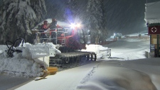 cypress mountain rescue