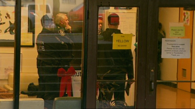 Vancouver police lock down Thunderbird Elementary School after ...
