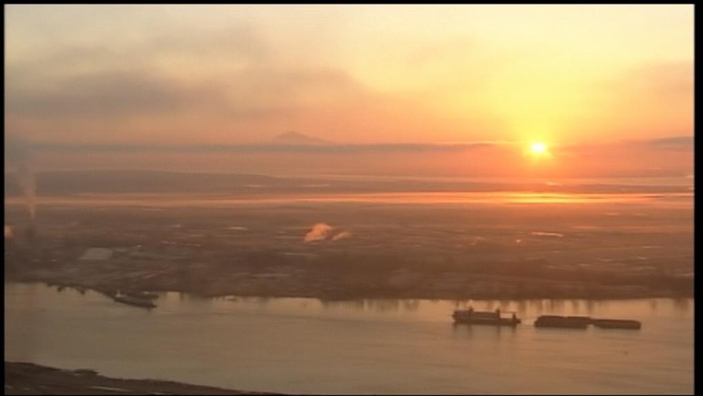 Vancouver Fog Ctv Vancouver News