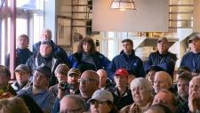 Kitsilano Coast Guard rally 2