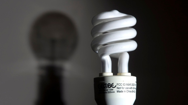 Canada not ready for new light bulbs