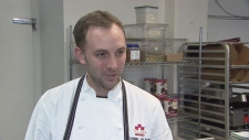 CTV BC:  Local chef shows off dish for prestigious