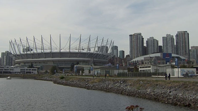 B.C. Place Stadium has made British soccer magazine FourFourTwo's list of 100 best football stadiums in the world.