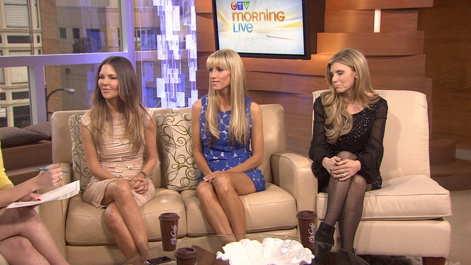 Real Housewives of Vancouver' dish on Season 2 | CTV Vancouver News