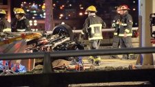 fatal crash dunsmuir viaduct