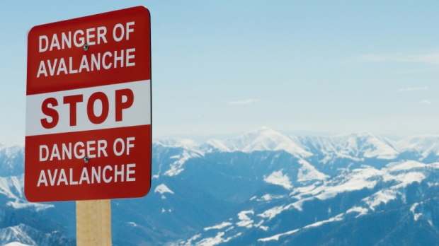 Avalanche warning
