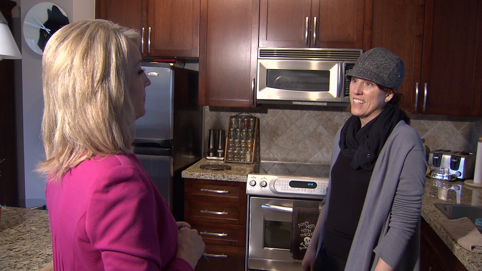 A group of Squamish residents contacted consumer reporter Lynda Steele over concerns their microwaves were turning on by themselves. Feb. 14, 2013. (CTV)