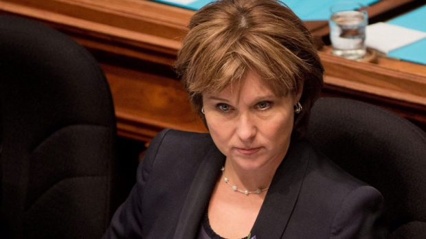 Christy Clark throne speech