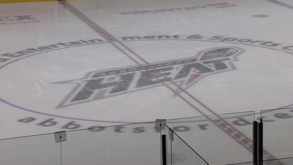A U.S. sports blogger is reporting the Abbotsford Heat will move to Utica, New York in time for the 2013-2014 season. (CTV)