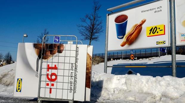 Horse meat in Ikea Swedish meatballs