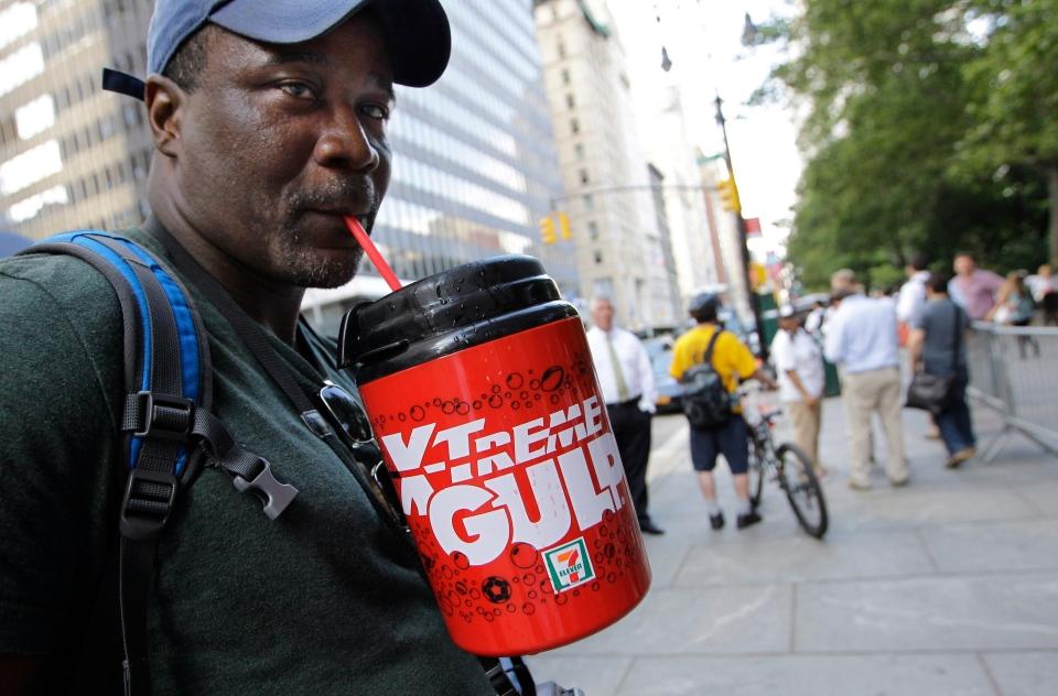 Soft Drink Sweetener Blamed for Obesity