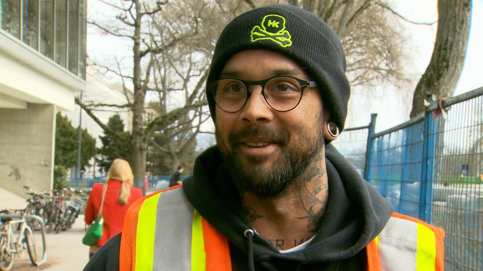 Vancouver resident James Sward found himself banned from the U.S. after admitting he's tried marijuana. March 26, 2013. (CTV)