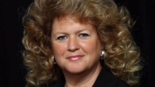Former NDP candidate Dayleen Van Ryswyk