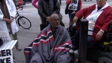 homeless dave