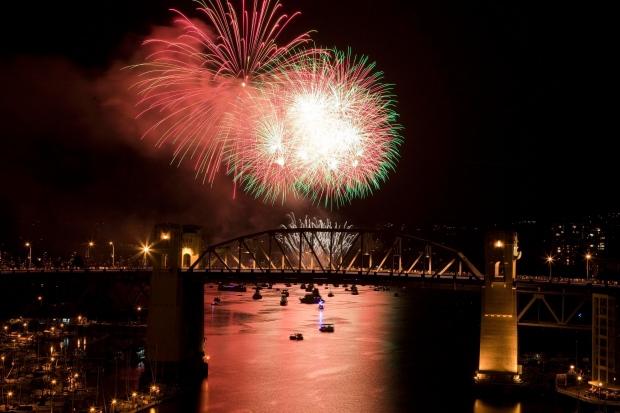 Celebration of Lights Fireworks