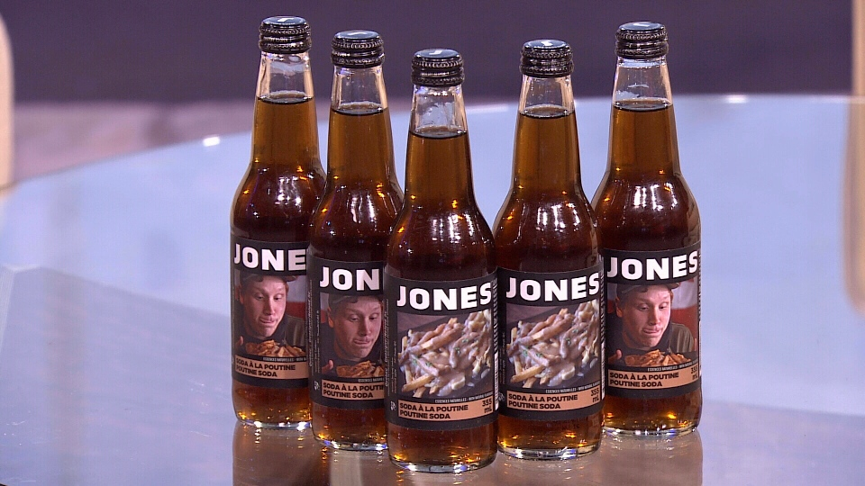 Jones Soda Co. announced it will release a poutine-flavoured soda in parts of Canada including Vancouver. The drink has notes of cheese, gravy and potatos -- just like the popular Canadian dish. (CTV)