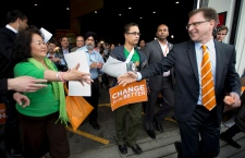 Adrian Dix rally