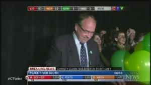 CTV BC: Green Party MLA elected