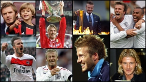 <b>30 Photos: David Beckham Through The Years </b>