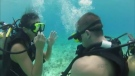 CTV BC: What's Trending: Underwater proposal