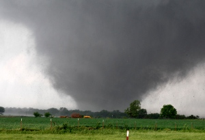 A monstrous tornado roared through the Oklahoma City suburbs, flattening entire neighborhoods with winds up to 200 mph, setting buildings on fire and landing a direct blow on an elementary school. Dozens have been killed and the death toll is expected to rise as rescue workers make their way through the debris. 