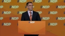 One week after the BC NDP's humbling and unexpected election defeat, there are public calls for Leader Adrian Dix to fall on his sword.