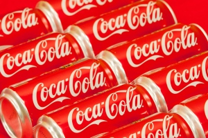In this Monday, July 15, 2013 photo, cans of Coca-Cola 8 oz. are shown in Doral, Fla. (AP / Wilfredo Lee)