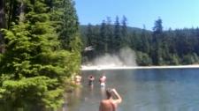 Sasamat Lake drowning