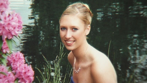 Kassandra Kaulius, 22, was killed in crash in Surrey on May 3, 2011. (CTV)