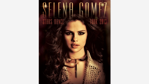 Selena Gomez – Stars Dance World Tour