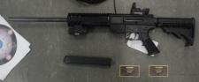 Gun seizure