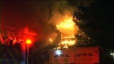 Surrey fire