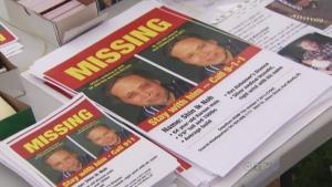 Silver Alert calls renewed at walk for missing senior