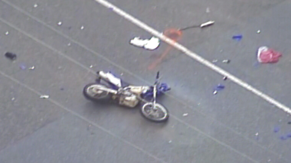 Dirt biker dead after collision with truck in Langley | CTV Vancouver ...: bc.ctvnews.ca/dirt-biker-dead-after-collision-with-truck-in-langley...