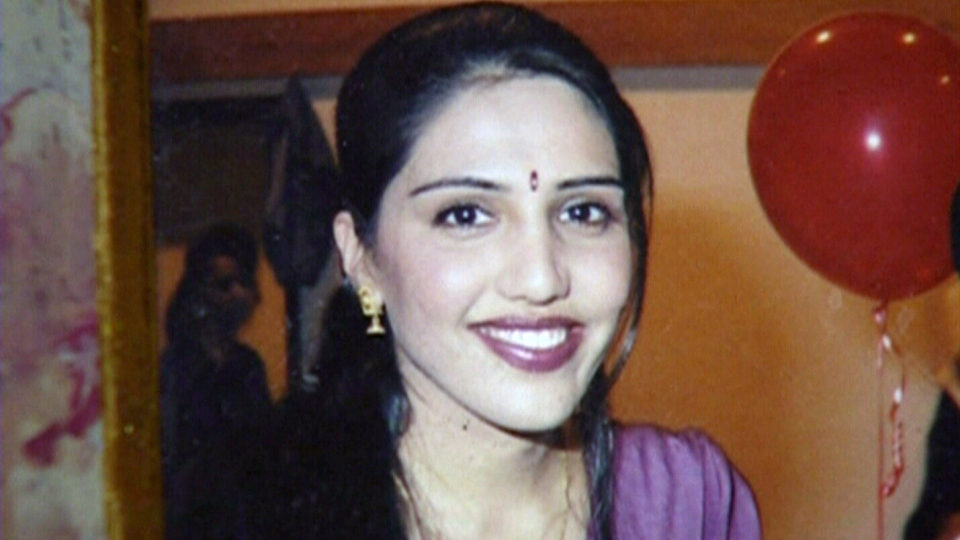 Jaswinder Sidhu, who was murdered in India in June 2000, is seen in this undated photo.