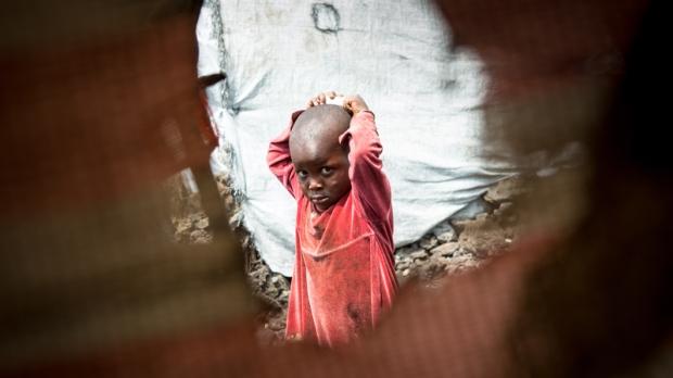 DRC congo camp