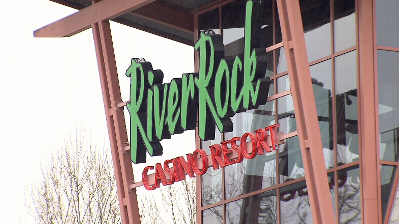 A large number of the suspicious transactions detailed in B.C. government reports took place at the River Rock Casino in Richmond. April 9, 2014. (CTV)
