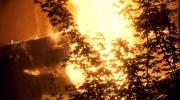 CTV Vancouver: Fire destroys apartment complex