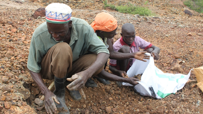Why An African Mineral Boom Means More Kids Out Of School