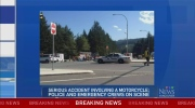 CTV Vancouver: Crash shuts down Malahat Highway