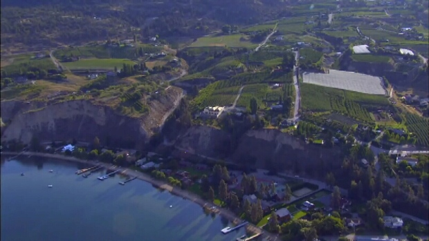 Okanagan named second-best wine region