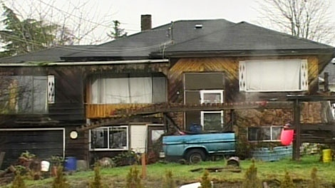 Mould Plagues First Nations Reserves Uvic Study Ctv