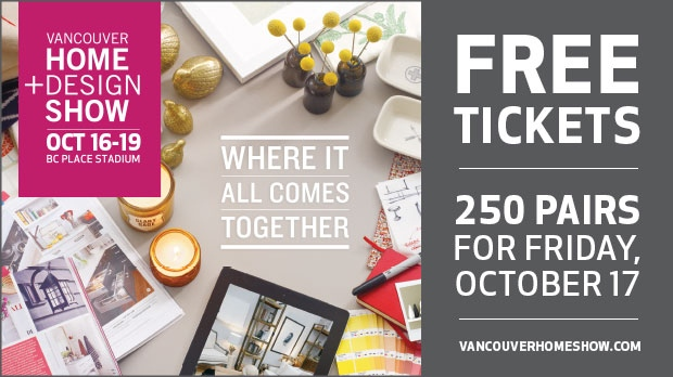 Gallery Of Vancouver Home Design Show Free Tickets