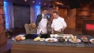 Chef Chris Levesque from Joey's shows you how to w