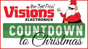 Visions Countdown to Christmas - Vancouver